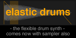 Elastic Drums