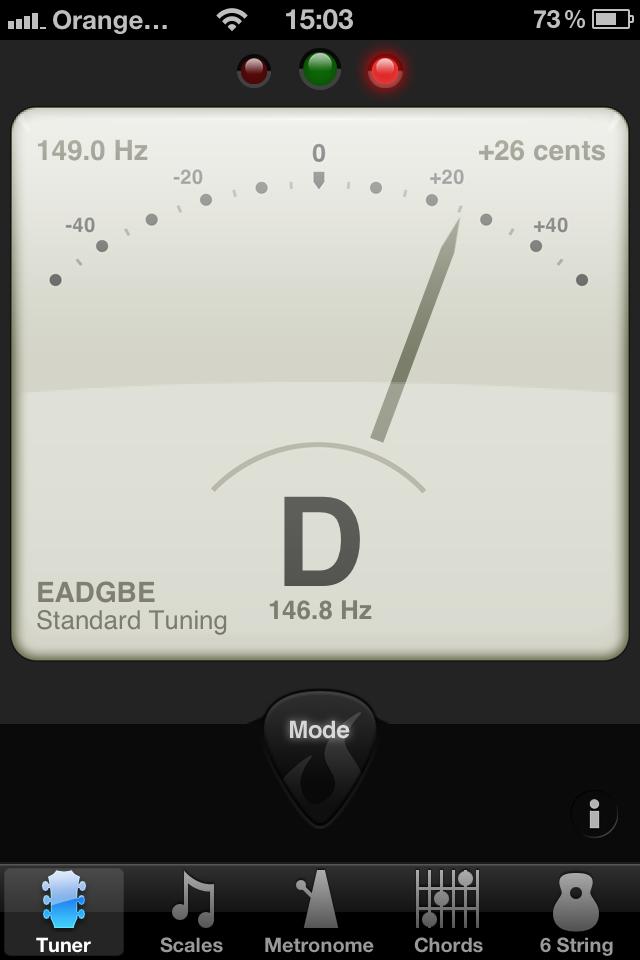 Music App Review Guitar Toolkit Music App Blog