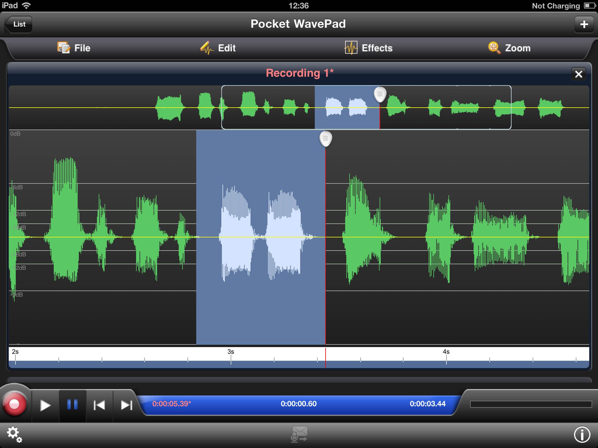 music editor app