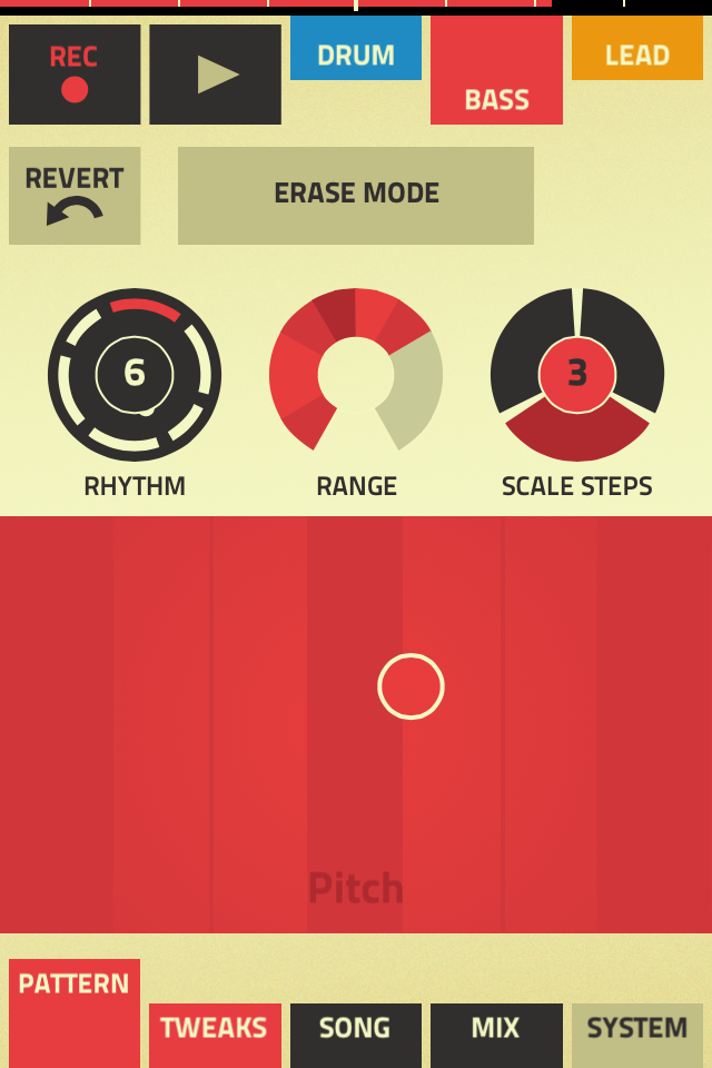 Figure - insanely fun but brilliant user interface and sounds great.