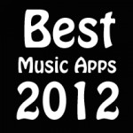 Best music apps of 2012