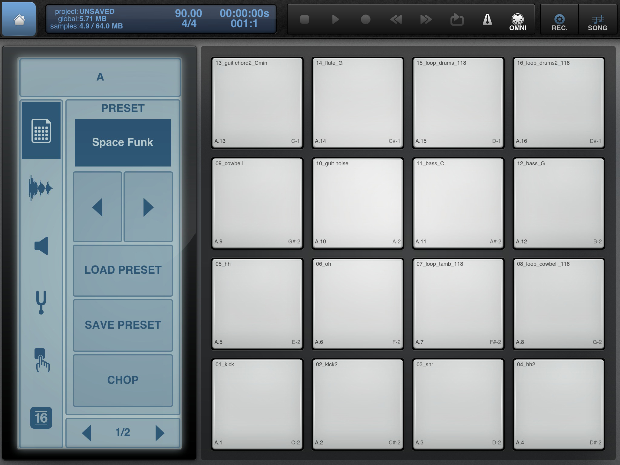 beatmaker 2 by intua music app review music app blog rh musicappblog com iPhone Beat Maker 2 Hip Hop Beat Maker 2