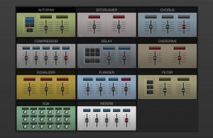 The BM2 effects collection.