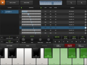 The mapping functions allow you to create some very sophisticated sample-based instruments.