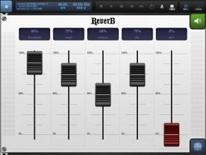 The BM2 reverb is typical of the effects; enough controls to get the job done without going overboard on the complexity.
