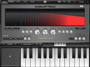 Addictive Synth's main Wave window. Click on any of the images to see a full size version.