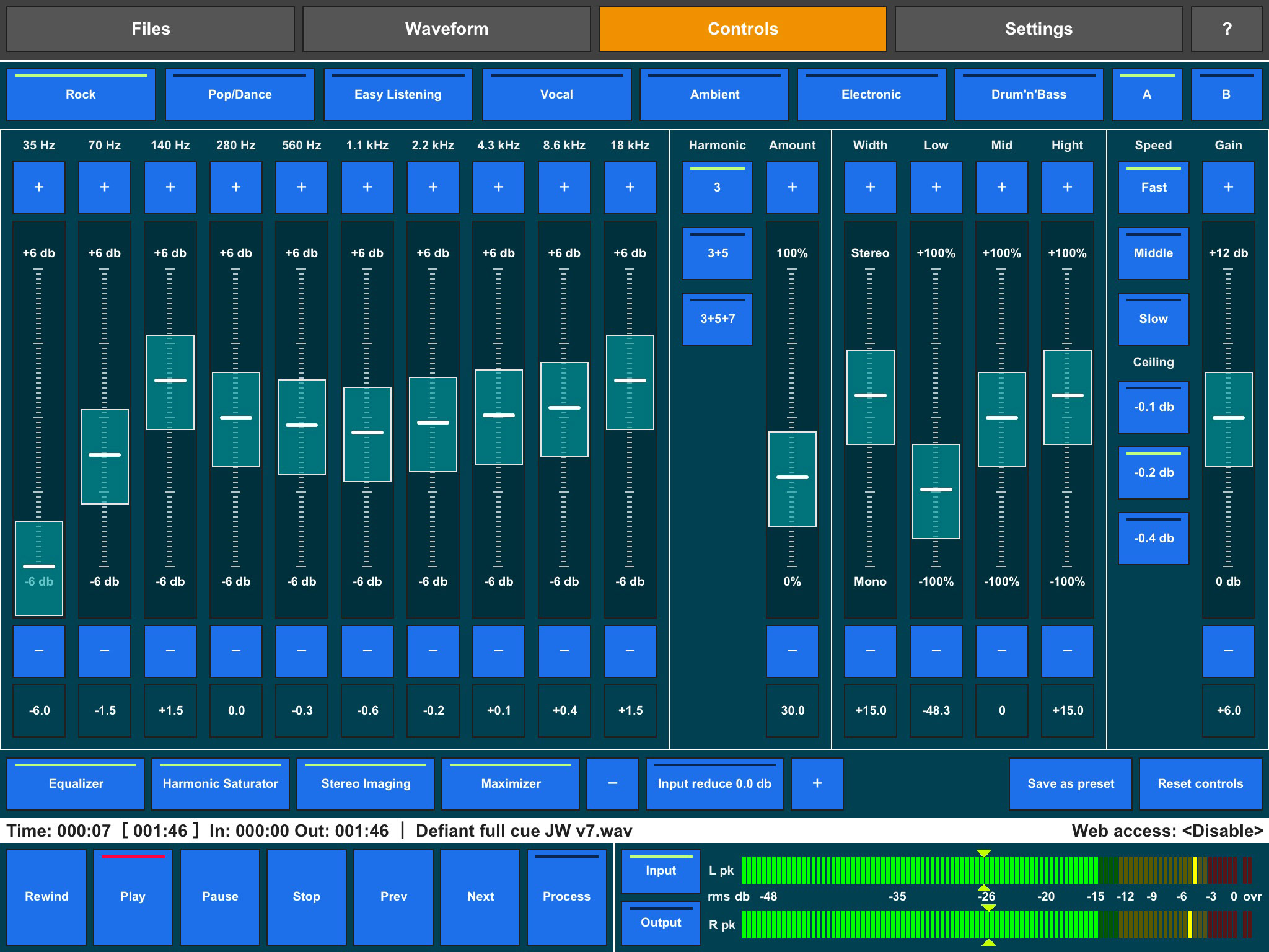 audio mastering The step-by-step course for mastering music and improving audio quality.