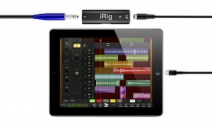 Amplitube now features the Studio Section as an IAP and, with the iRig HD you can capture some high quality tones.
