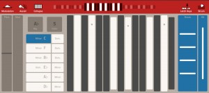 The keyboard section includes a range of additional performance options.