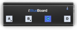 IK Multimedia also have the soon to be launched iRig BlueBoard.
