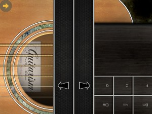 Guitarism - ideal for iDevice-based busking :-)