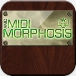 MIDImorphosis music app review – audio to MIDI conversion from Secret Base Design
