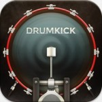 DrumKick update – playable drum app with a bit of a kick gets Core and Virtual MIDI support
