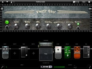 The interface is a breeze to use with easy access to key controls and editing of the signal chain.