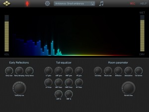 If you like to tweak then AudioReverb has plenty of options for you.