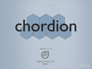 Chordion - stylish and clean.