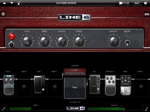 Guitar players are well served for recording under iOS as there are some excellent choices available amongst the best of the amp sim apps.