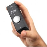 iRig PRO – new compact audio+MIDI interface from IK Multimedia