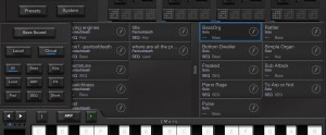 zMors is provided with a large number of presets and more will be added by users to the 'cloud'