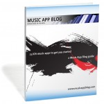 Music App Blog newsletter – free guide when you signup