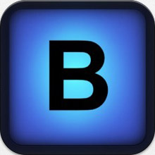 The BlueBoard app is a free download.