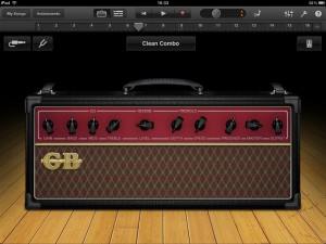 Garageband's amp simulator is also well featured.