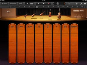 Garageband offers an excellent suite of virtual instruments.