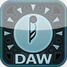 multitrack daw logo
