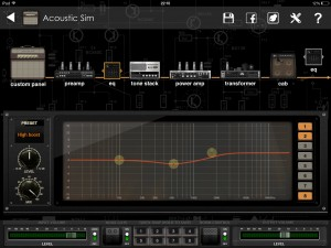 BIAS offers two EQ modules with plenty of additional tone shaping possibilities.