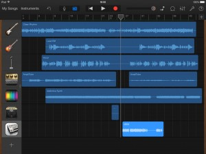 Apple's Garageband for iPad - while not the most sophisticated recording software available for iOS - still offers an incredible range of creative possibilities.