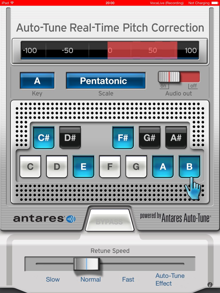 Any developer ready to build on what's already offered by Auto-Tune Mobile?