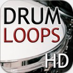 Drum Loops HD & Percussion Loops HD – drum loop library apps from Go Independent Records
