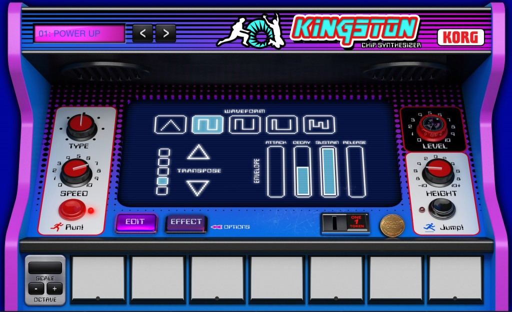 Chiptone anyone? Kingstone is the device for you then....