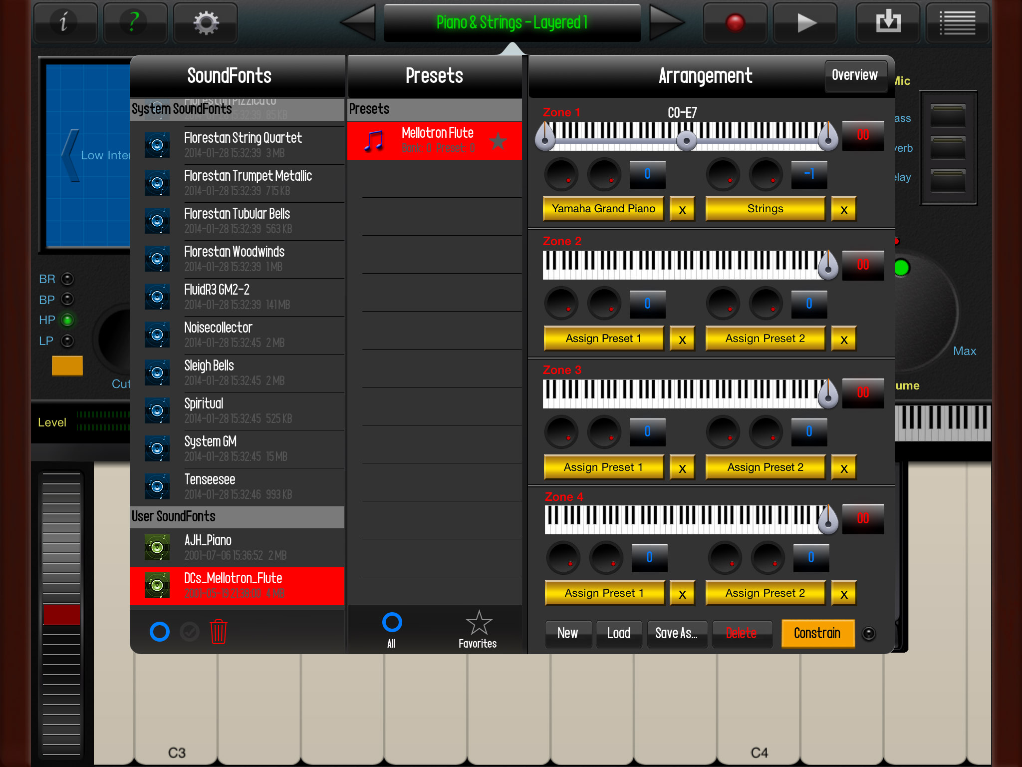 Strings soundfonts sf2 - chasebio