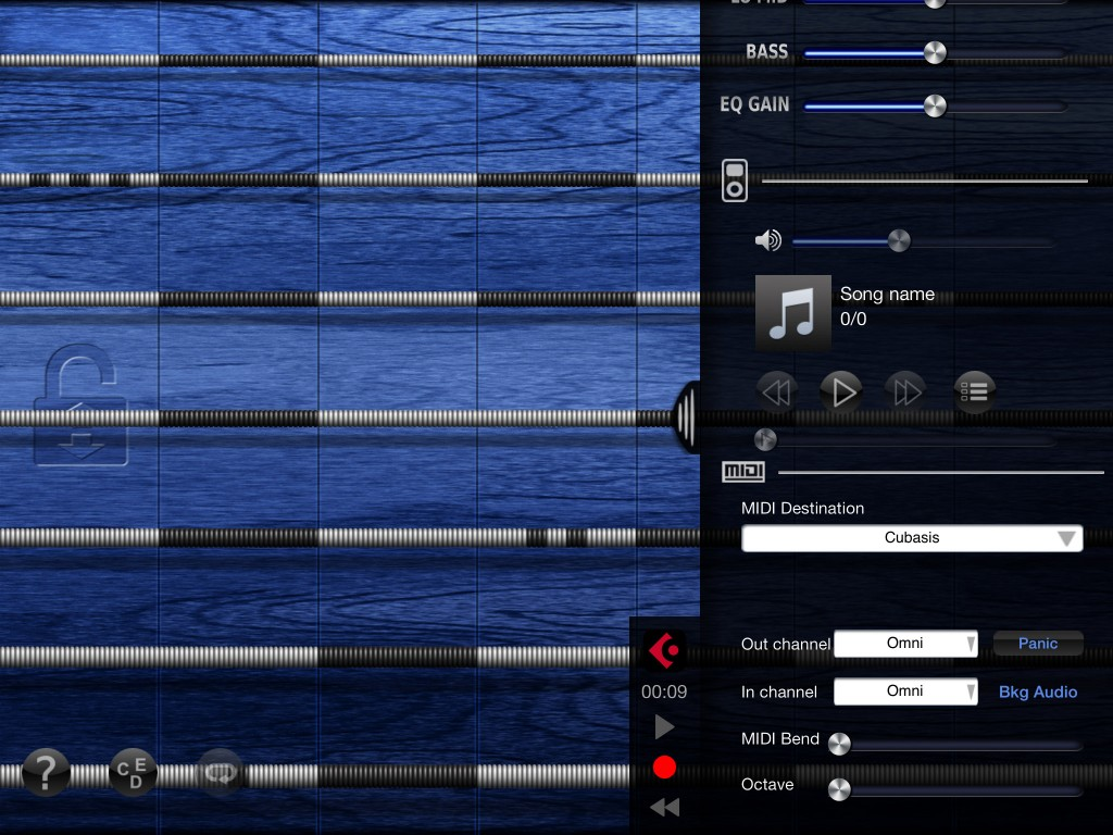 iFretless Bass now includes support for IAA.