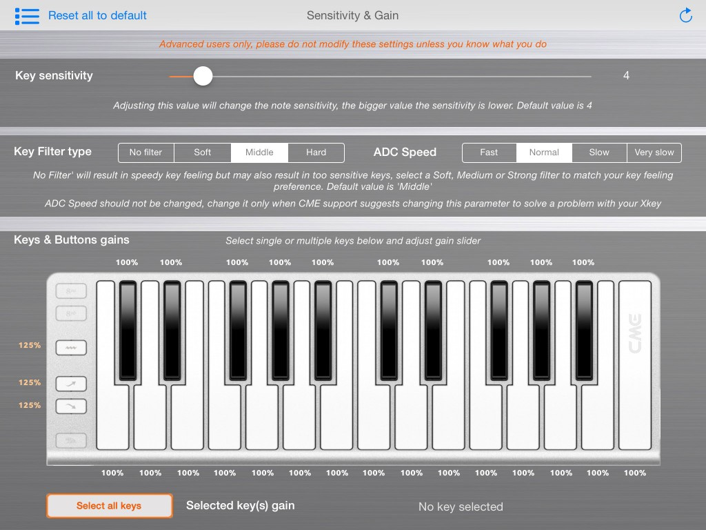 my Xkey keyboard comes with an app for configuring settings including the MIDI channel that it transmits data upon.