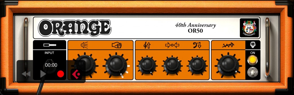 The OR50 model (with the IAA transport panel also shown) - warm and crunchy - great for classic rock :-)