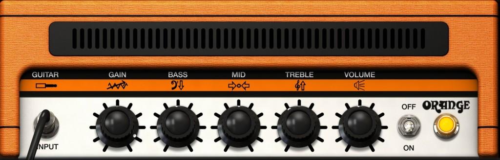 The Orange AD30 combo.