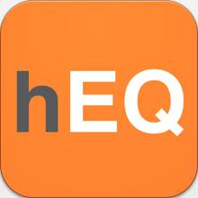 hearEQ logo