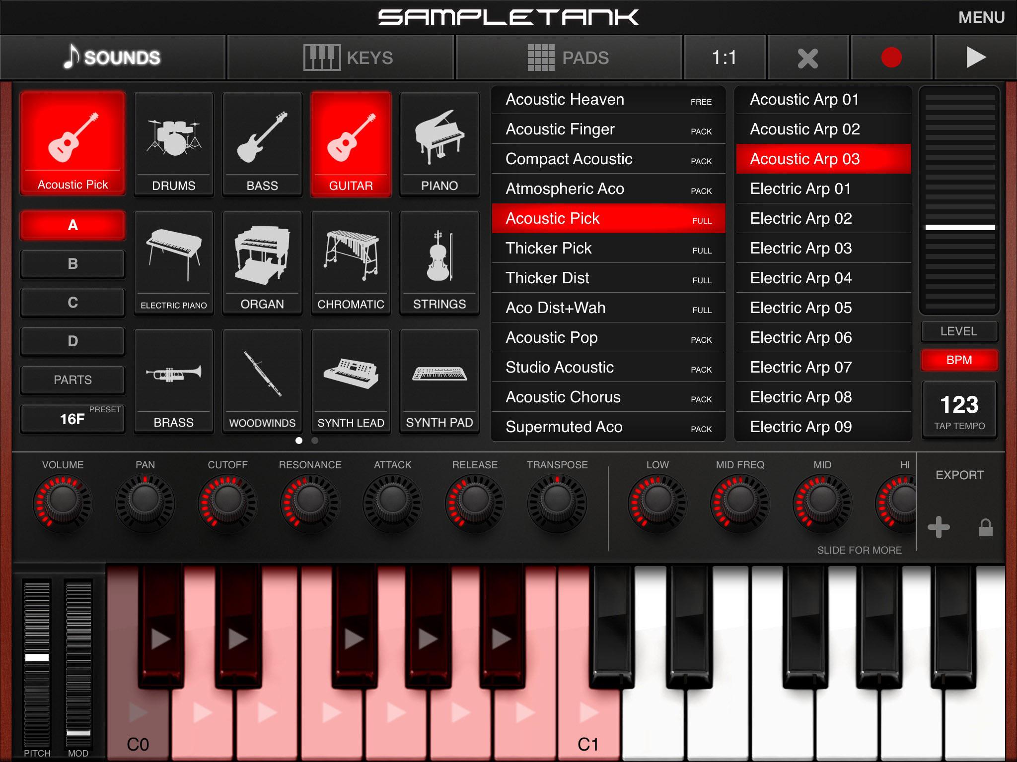 SampleTank review – sample-based virtual instrument from IK ...