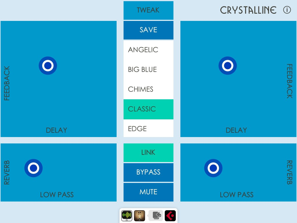 Crystalline - shimmer reverb/delay effects in a user-friendly format :-)