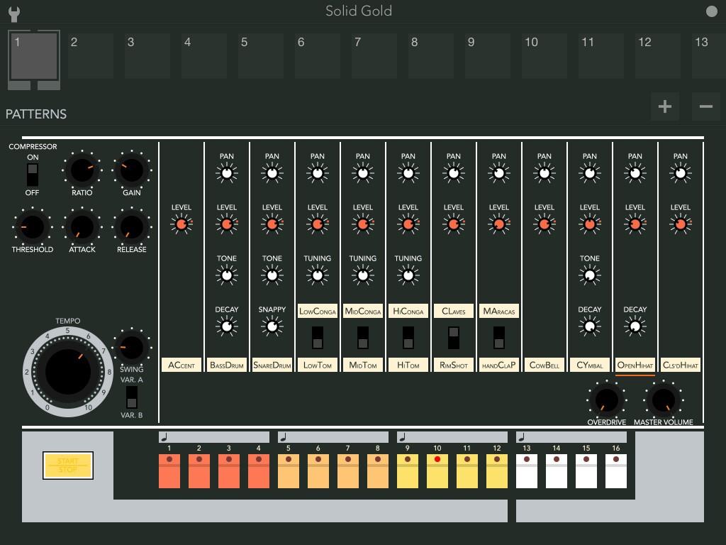 Boom 808! - a tribute to a Roland classic.