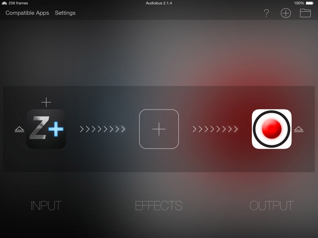 Want to record the audio output of your favourite iOS synths as part of your desktop music production system?