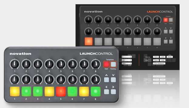 You can purchase a MIDI keyboard that includes faders and rotary knobs for hands-on MIDI control...  but there are also dedicated control surfaces available from companies such as Novation and Arturia amongst others.
