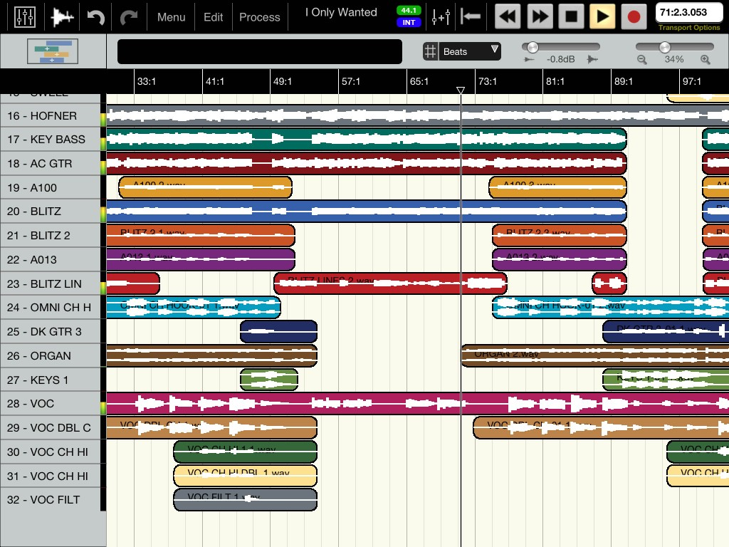 MIDI for Auria anytime soon? It would be great to see...