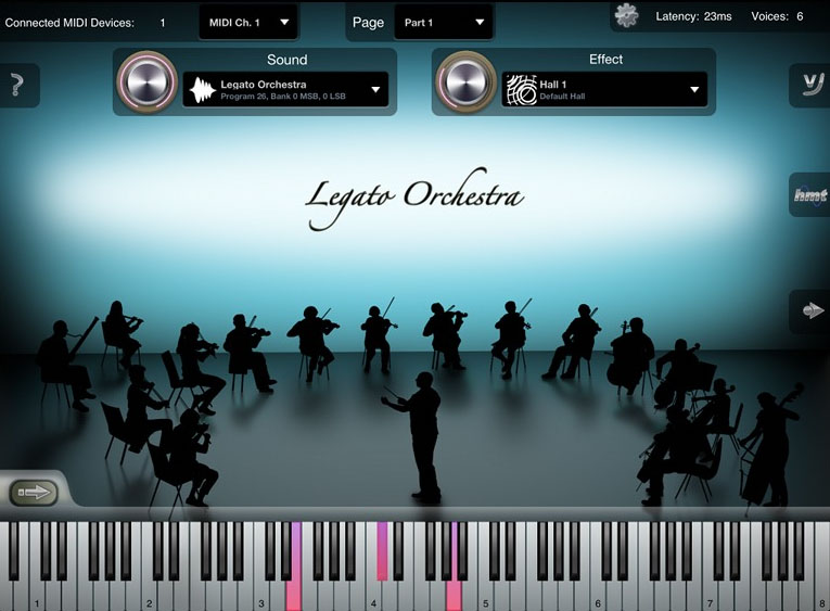 iSymphonic Orchestra; is this the orchestra library that many iOS musicians have been waiting for?
