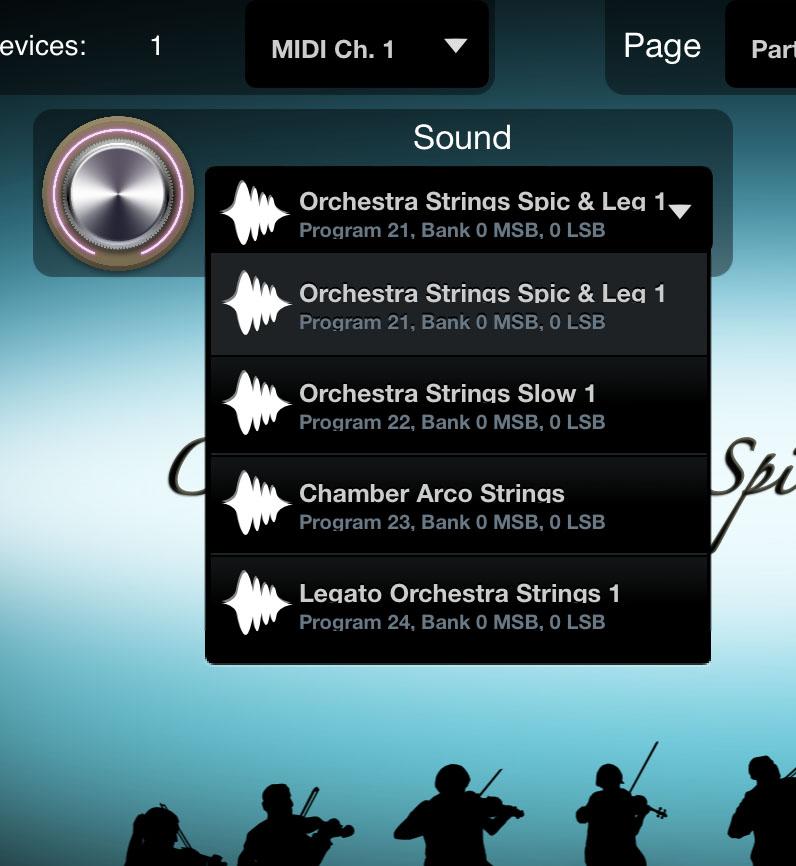 Legato Strings Soundfont - livintennessee