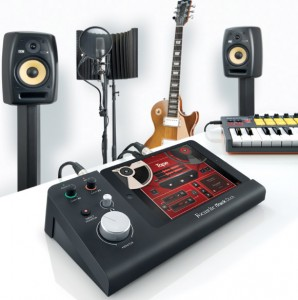 A lot of the additional hardware required for an iPad recording studio would also form part of a desktop or laptop recording system.