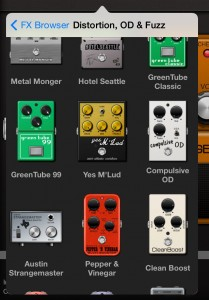 The Motherload also brings a huge number of distortion and overdrive options.