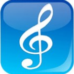 Music App Blog logo